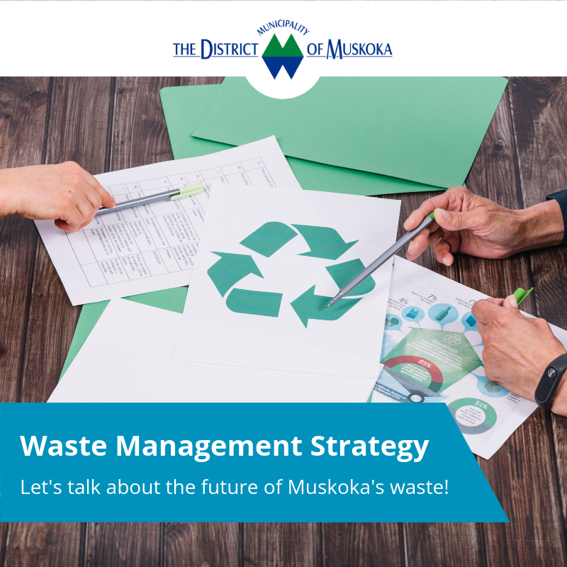 Waste Management Strategy - Muskoka