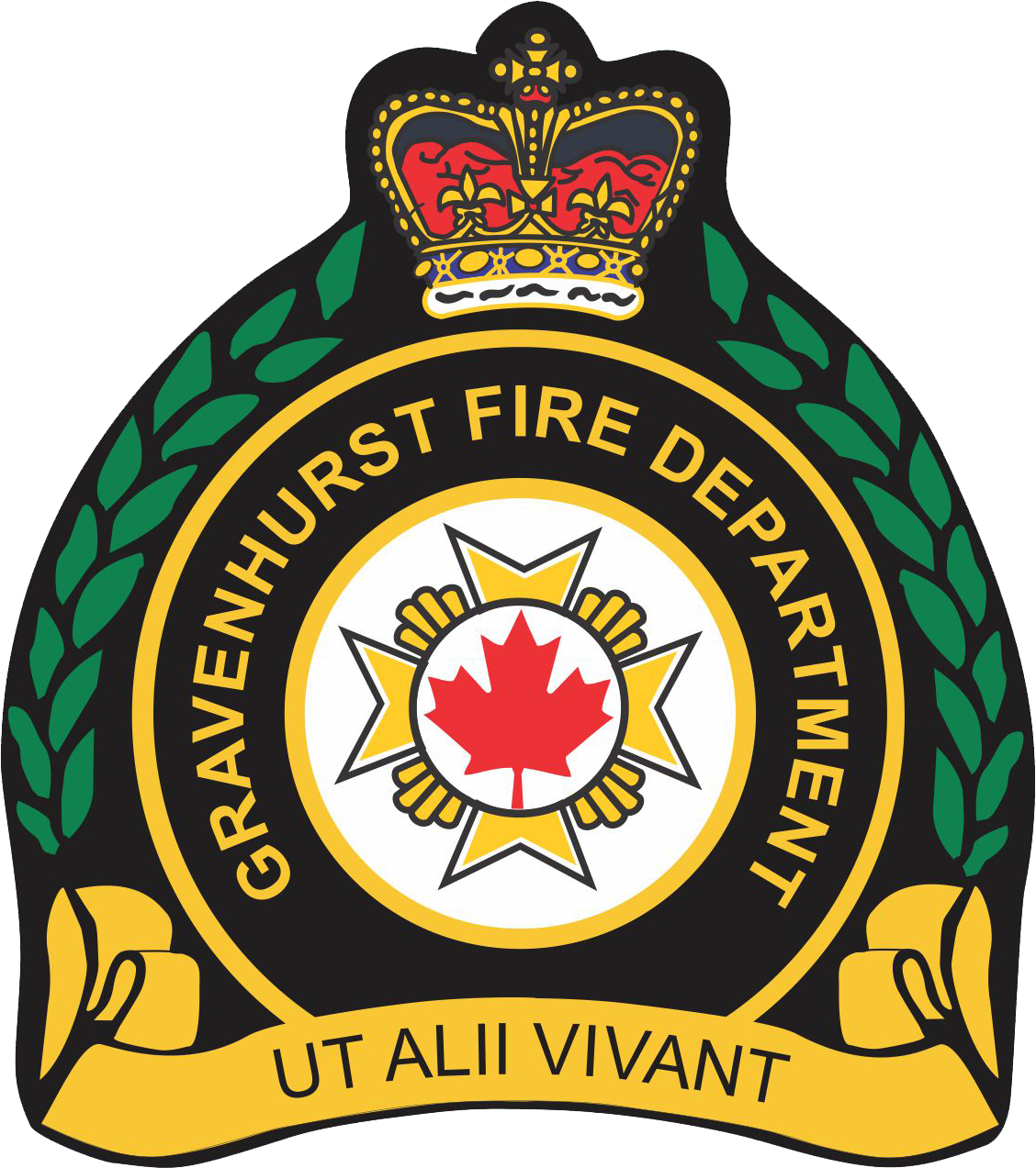 Gravenhurst Fire Logo