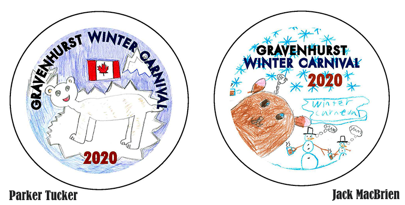 Carnival Button Winning Designs 2020