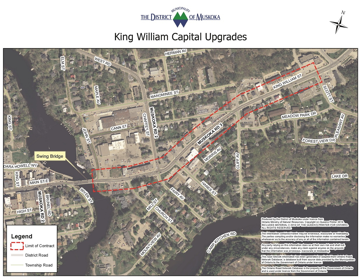 HV Capital Project - King William Capital Upgrades_SM