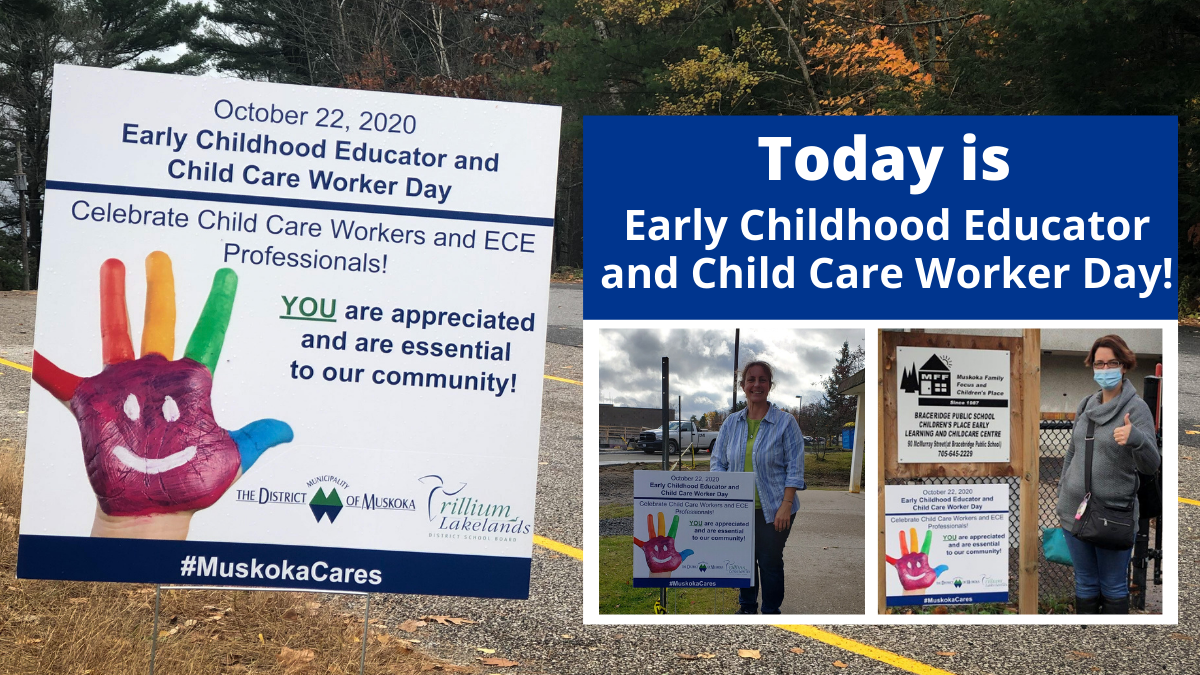 Today is Early Childhood Educator and Child Care Worker Day(1)