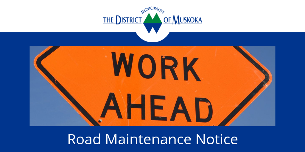 Road Maintenance Update