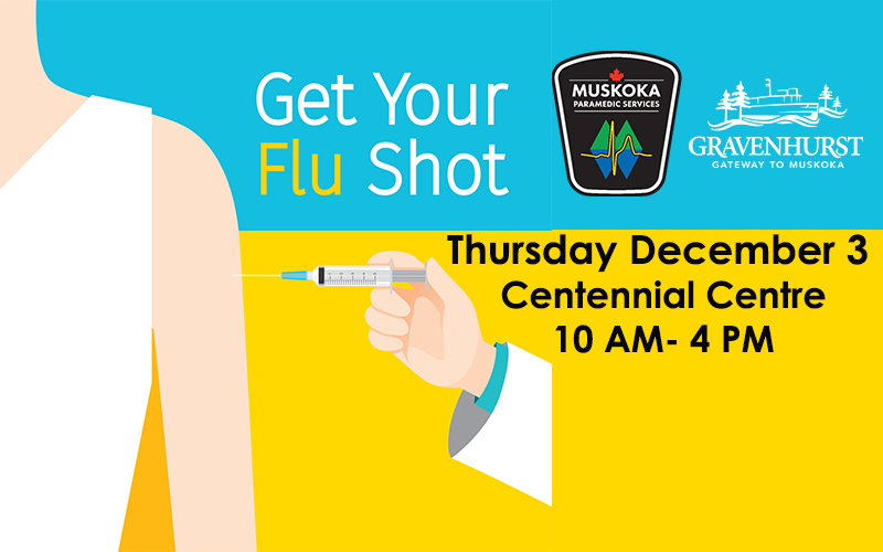 Flu Shot Clinic Social