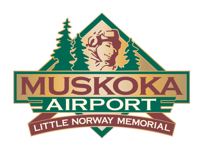 Official Muskoka Airport Logo