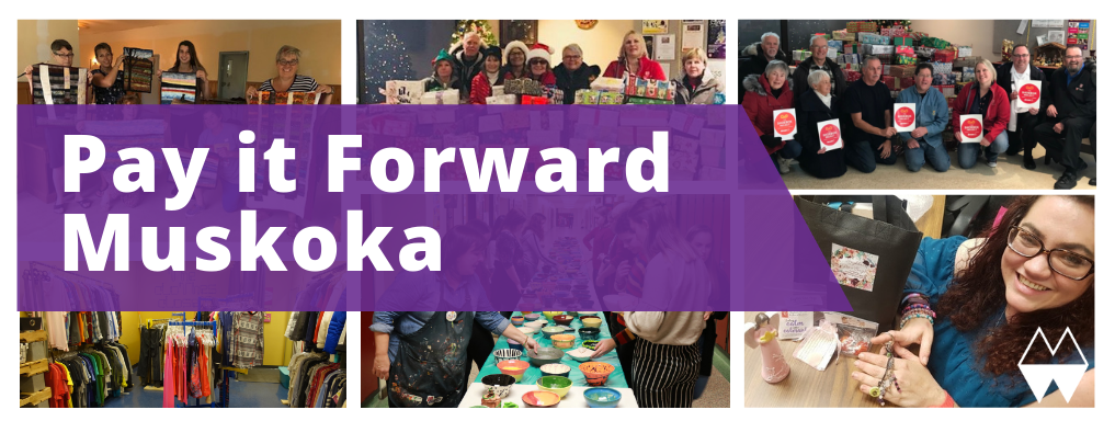 Pay it Forward News Release