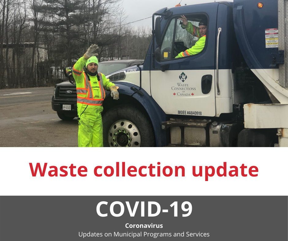 District Waste Management Update